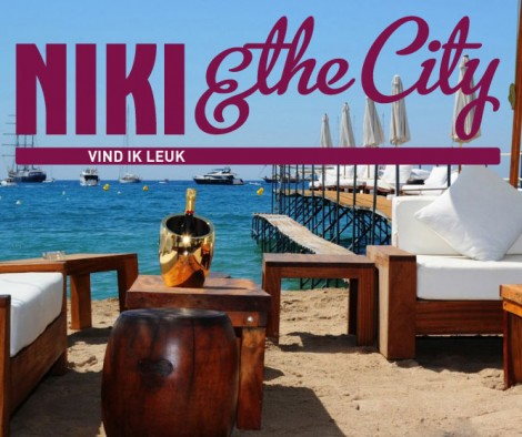 Letter logo for NIKI&theCity